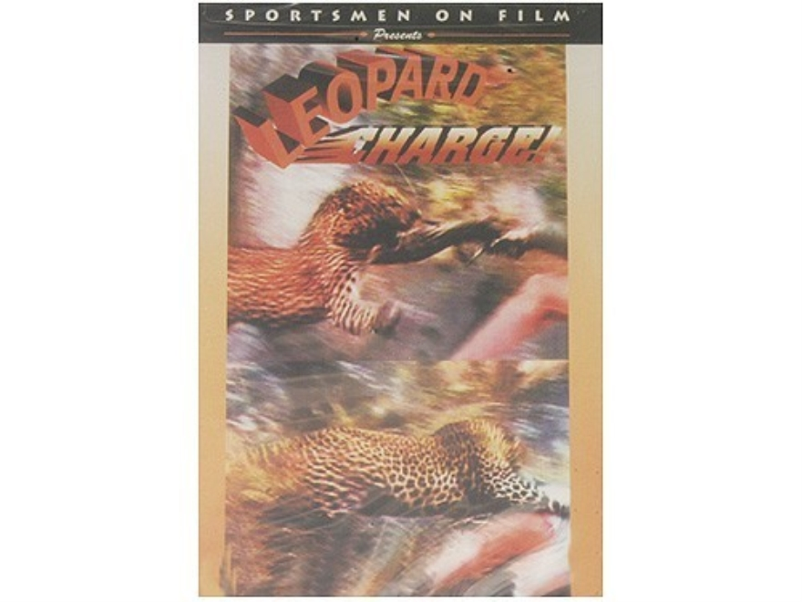 "Sportsmen on Film Video ""Leopard Charge"" DVD"