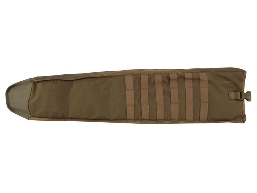 Eberlestock Side Bolt Action Sniper Rifle Scabbard Nylon Coyote Brown