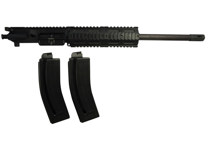 "Chiappa AR-15 MFour Gen II Pro Upper Receiver Assembly 22 Long Rifle 18.5"" Barrel 7.8"" ..."