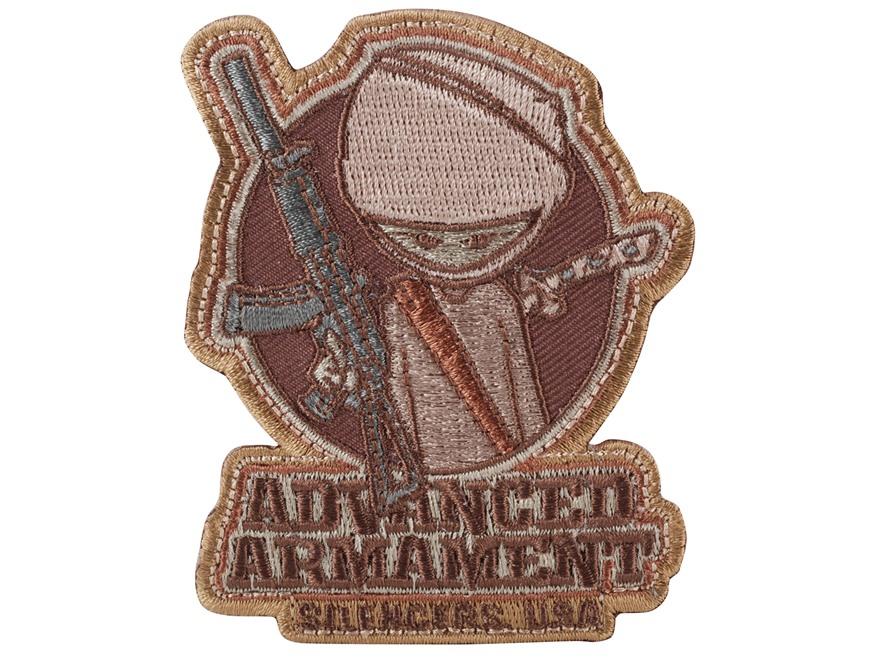 Advanced Armament Co (AAC) Silent Ninja Patch Hook-&-Loop Fastener
