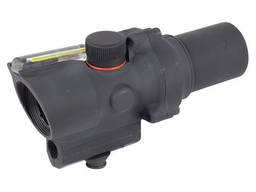 Trijicon ACOG TA44 Compact Rifle Scope 1.5x 16mm 12.1 MOA Dual-Illuminated Red Ring and...
