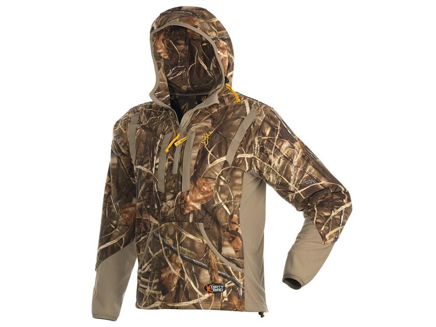 Browning Men's Dirty Bird Fleece Pullover