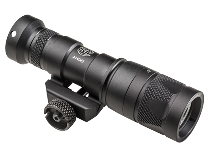 Surefire M300V IR Scout Light Weapon Light White and IR LED with 1 CR123A Battery Alumi...