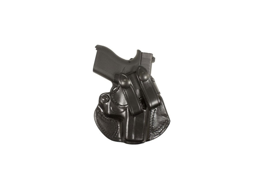 DeSantis Cozy Partner Inside The Waistband Holster Glock 42 Leather