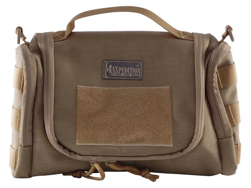 Maxpedition Tactical Toiletries Bag Nylon