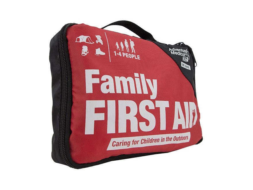 Adventure Medical Kits Family 1-4 Person First Aid Kit