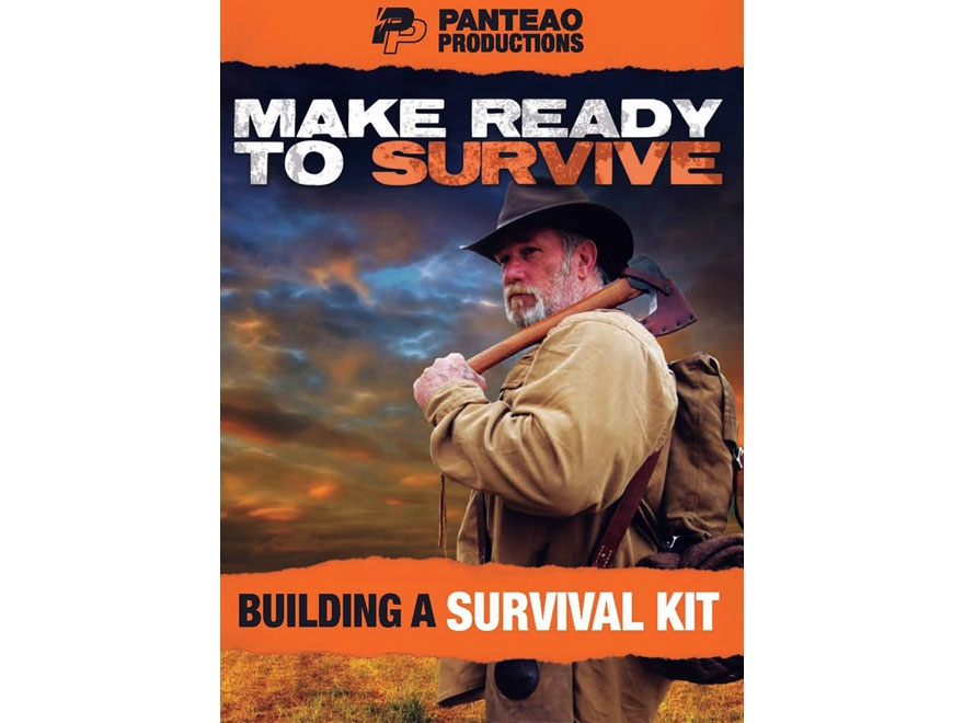 "Panteao ""Make Ready to Survive: Building a Survival Kit"" DVD"