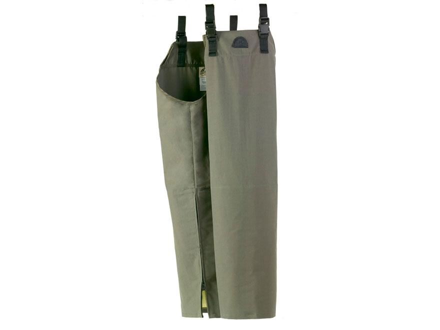TurtleSkin SnakeArmor Total Protection Chaps Polyester Blend