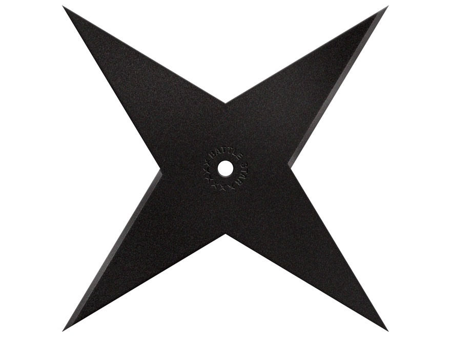 Cold Steel Battle Star Throwing Star