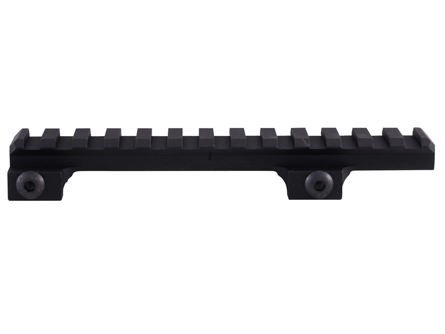 "Yankee Hill Machine Picatinny-Style Riser Mount 5-1/4"" Length AR-15 Flat-Top Matte"