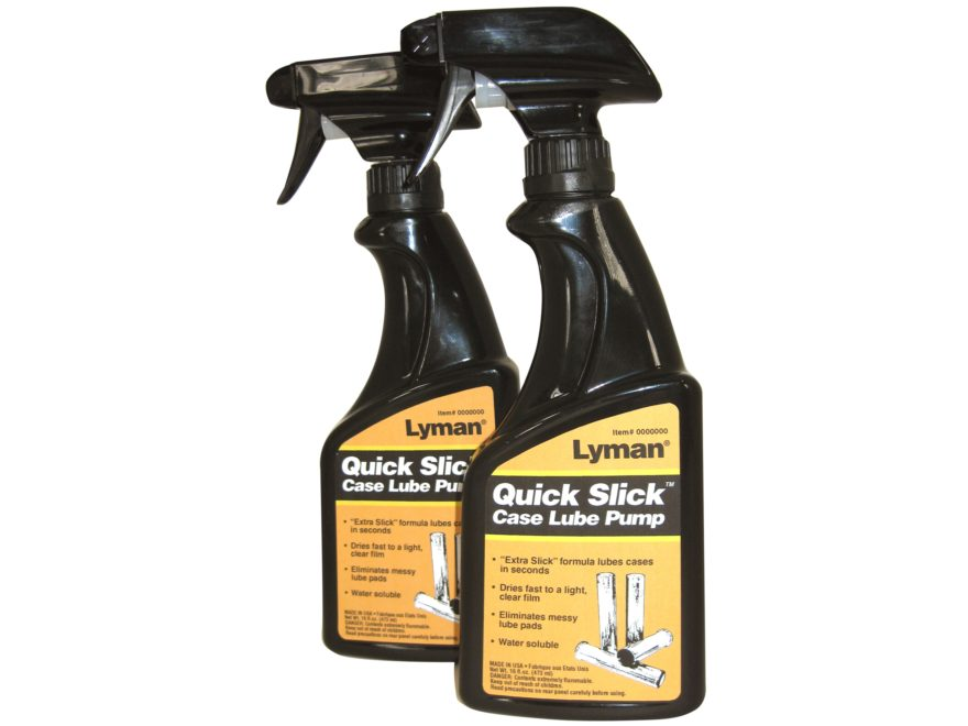 Lyman Quick Slick Case Lube 16 oz Liquid
