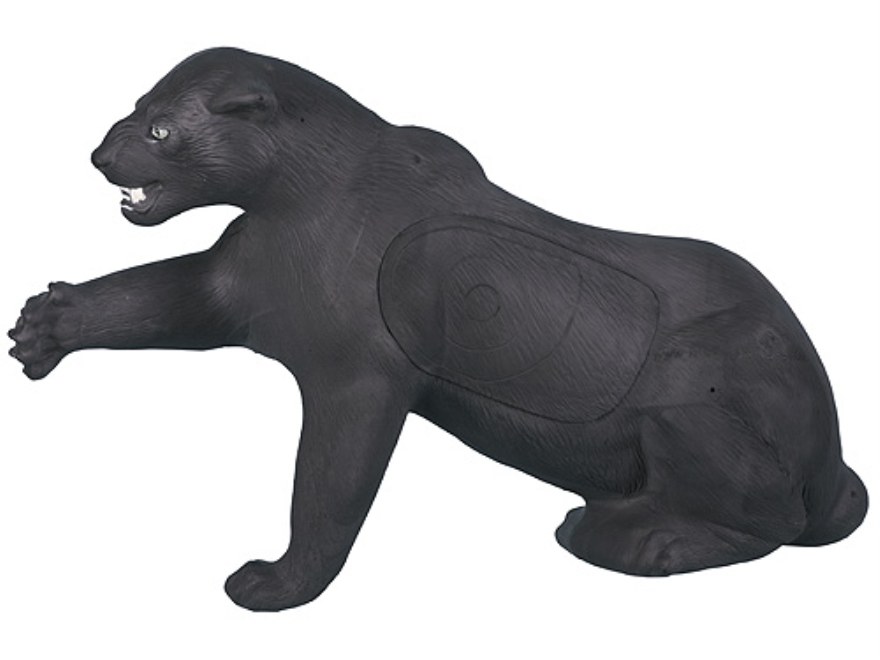 Rinehart Black Panther 3-D Foam Archery Target