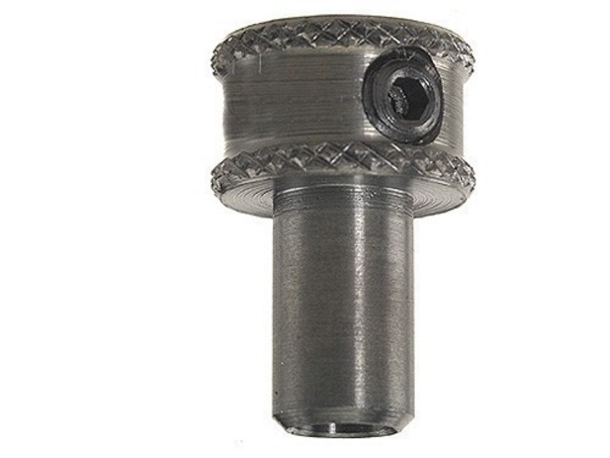 RCBS Flash Hole Deburring Tool Case Pilot Stop 284 Caliber, 7mm