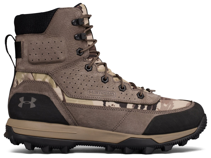 "Under Armour UA Speed Freek Bozeman 2.0 8"" Waterproof 600 Gram Insulated Hunting Boots ..."