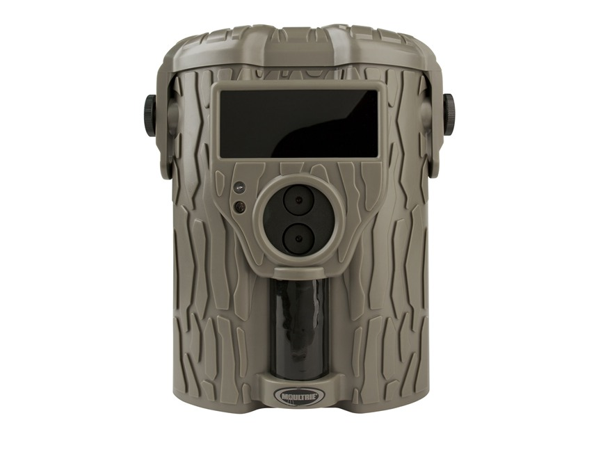 Moultrie Game Spy I65 Infrared Digital Game Camera 6.0 MP with Viewing Screen Brown