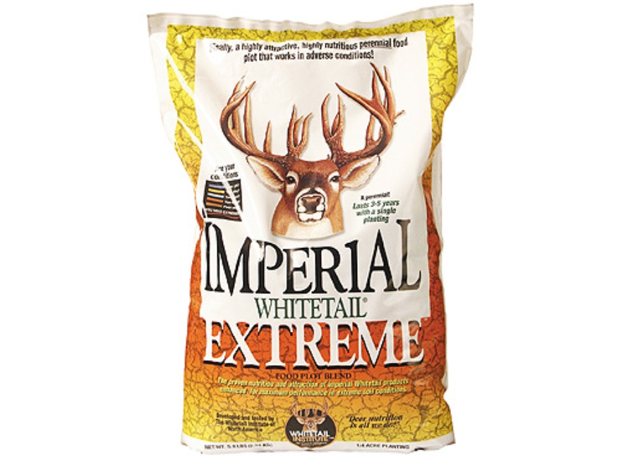Whitetail Institute Imperial Extreme Food Plot Seed