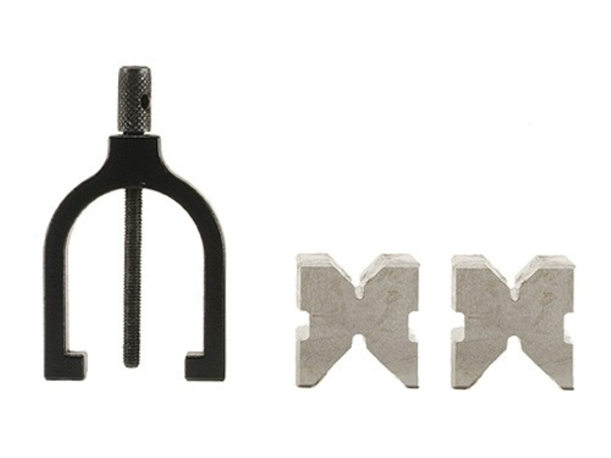 """Baker Precision V-Blocks with Clamp 1-1/2"""" x 2"""" Pack of 2"""
