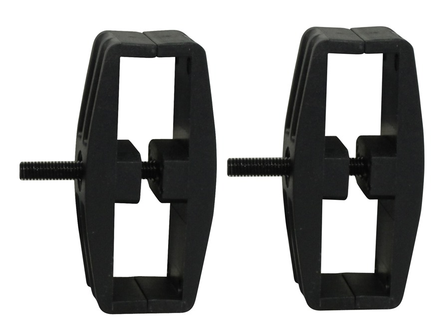 Archangel AA922 Magazine Clamp 2 Pack - Black Polymer