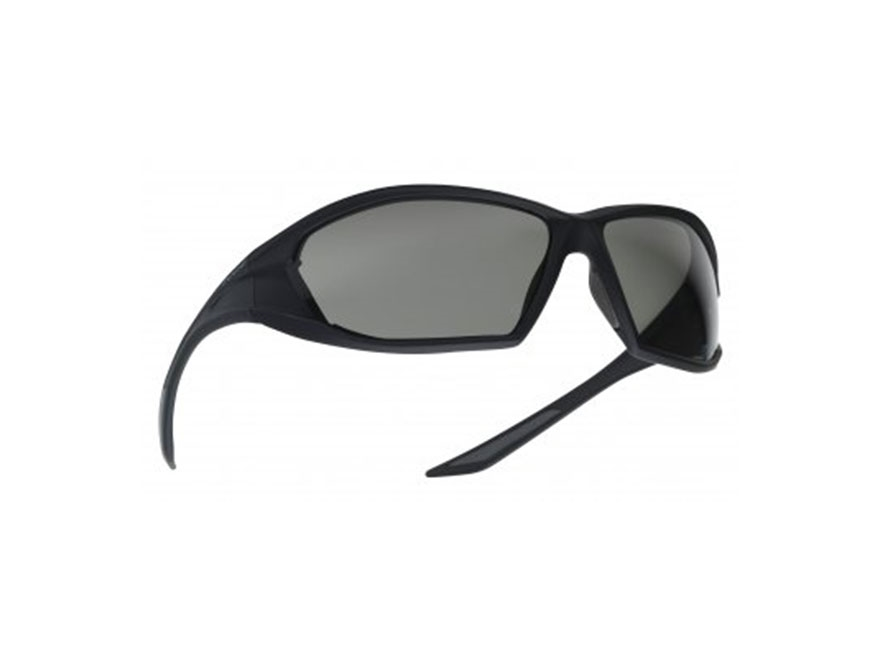 Bolle Tactical Ranger Shooting Glasses Black Frame Smoke Lens