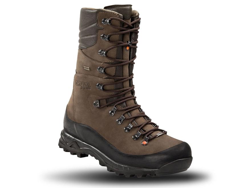 "Crispi Hunter GTX 12"" Waterproof 200 Gram Insulated Hunting Boots Leather Men's"