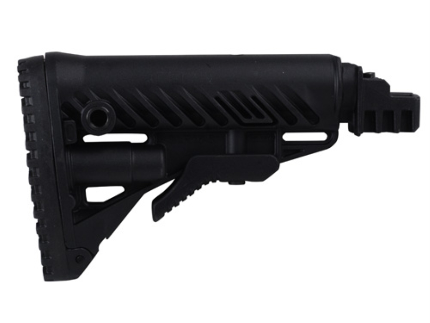 FAB Defense GLR16 Collapsible Buttstock Assembly AK-47, AK-74 Polymer