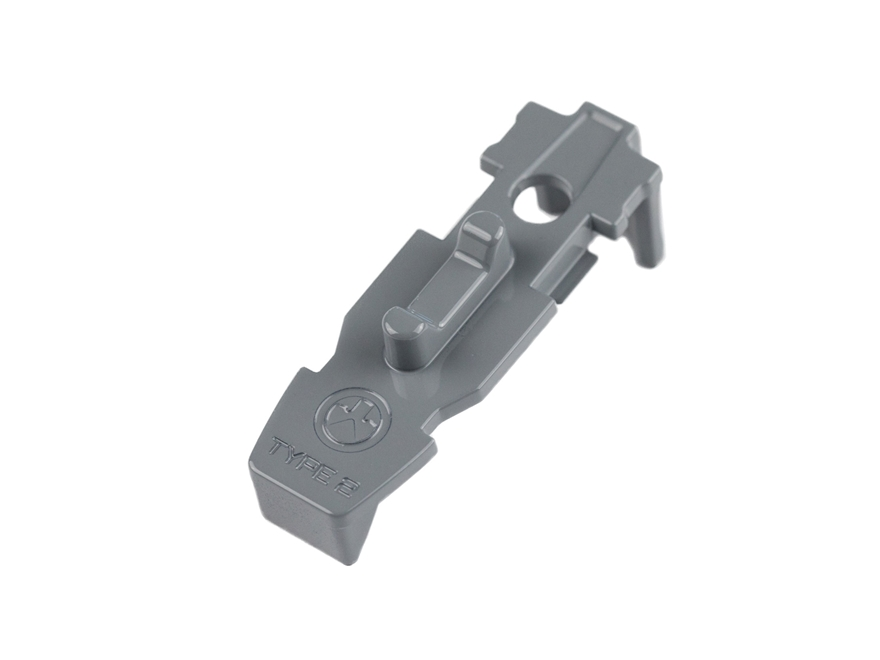Magpul Tactile Lock Plate for Magpul PMAG M3 Magazine AR-15 Polymer Package of 5
