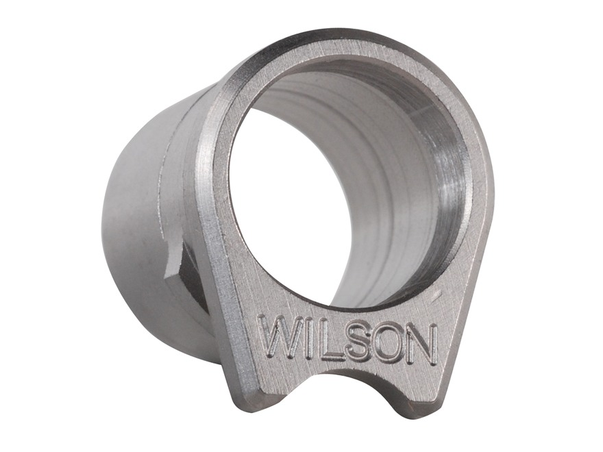 "Wilson Combat Bullet Proof Barrel Bushing with .125"" Flange 1911 Government Stainless S..."