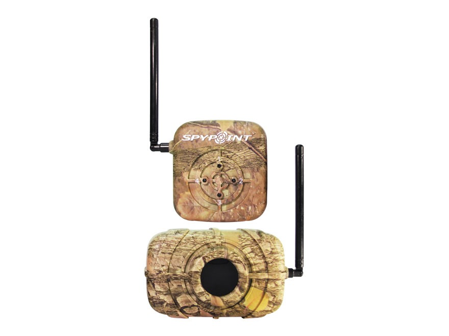 Spypoint Wireless Security Motion Detection System Spypoint Dark Forest Camo