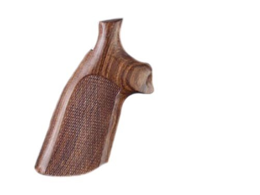 Hogue Fancy Hardwood Grips Ruger Security Six Checkered