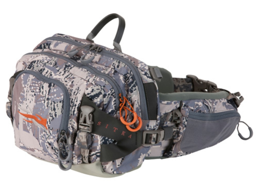 Sitka Ascent 8 Fanny Pack Polyester