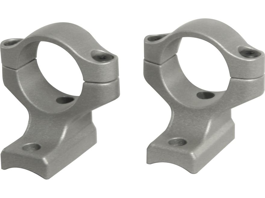 "Remington 2-Piece Scope Mounts with Integral 1"" Rings Remington 783 Medium"