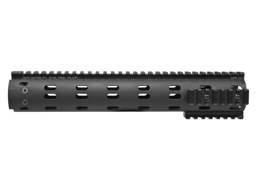 Daniel Defense MFR 12.0 Free Float Tube Handguard Customizable Modular Rail AR-15 Rifle...