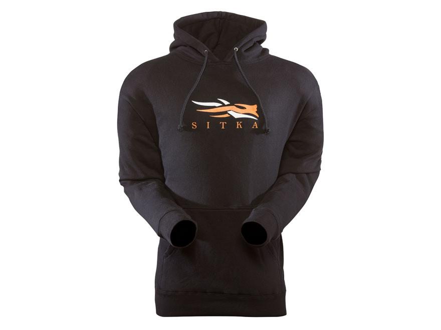 Sitka Gear Men's Logo Hooded Sweatshirt