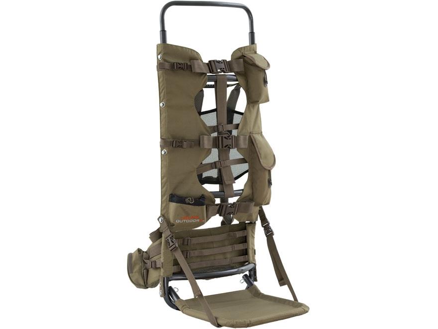 ALPS Outdoorz Commander Backpack Frame Aluminum Brown