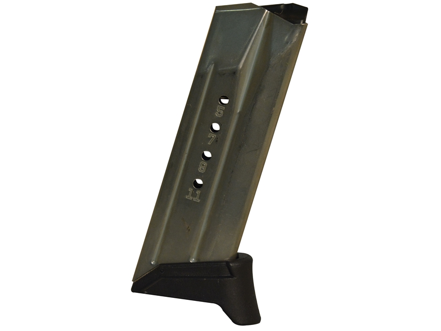 Ruger Magazine Ruger American Compact 9mm Luger Steel Nickel Teflon Coated