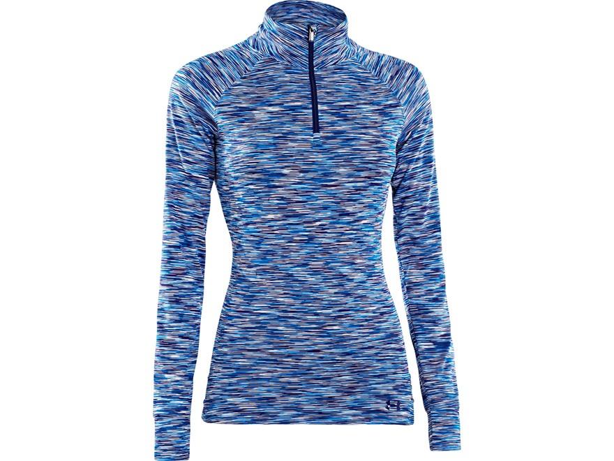 Under Armour Women's UA Tech 1/4 Zip Long Sleeve Shirt Polyester