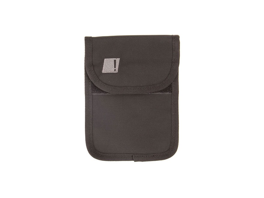 BLACKHAWK! Under the Radar Utility/ Oversize Cell Phone RFID Shielded Pouch Nylon Black