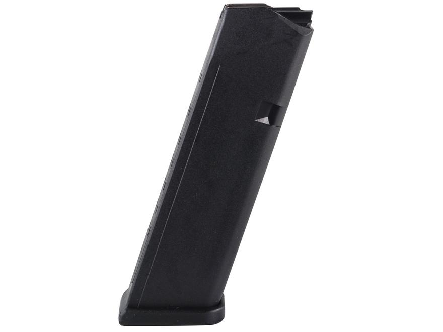 Glock Magazine Gen 4 Glock 17, 34 9mm Luger Polymer Black