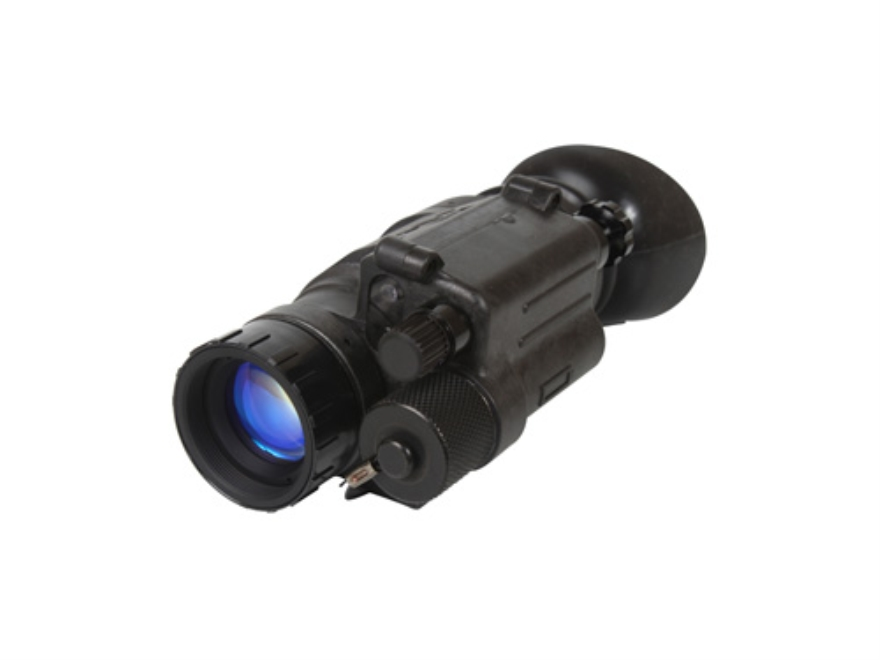 Sightmark AN/PVS-14 3rd Generation Night Vision Grade A Monocular 1x 24mm Black with He...
