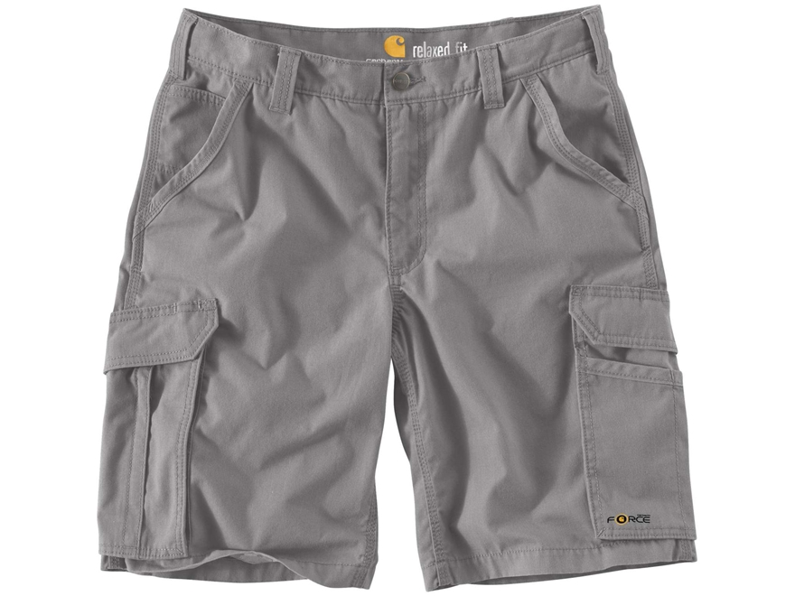 Carhartt Men's Force Tappen Cargo Shorts Cotton/Ripstop