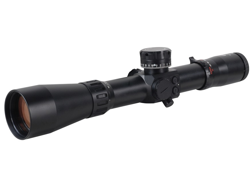 Valdada IOR Terminator Multi-BDC Rifle Scope 40mm Tube 12-52x 56mm Middle Focus Illumin...