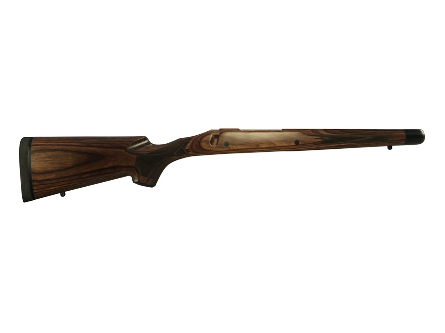 Boyds' Classic Rifle Stock Remington 700 BDL Factory Barrel Channel Laminated Wood Brown