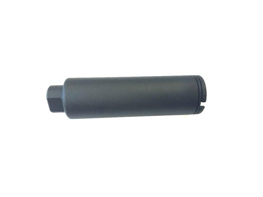 KAK Flash Can Flash Hider M14x1 LH 7.62mm Aluminum Matte