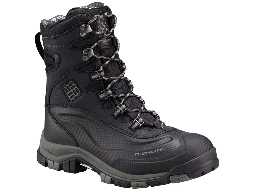 "Columbia Bugaboot Plus Omni-Heat Michelin 7"" Waterproof 400 Gram Insulated Hiking Boots..."