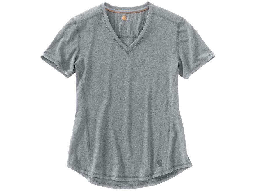 Carhartt Women's Force Ferndale T-Shirt Short Sleeve Shirt Polyester/Cotton