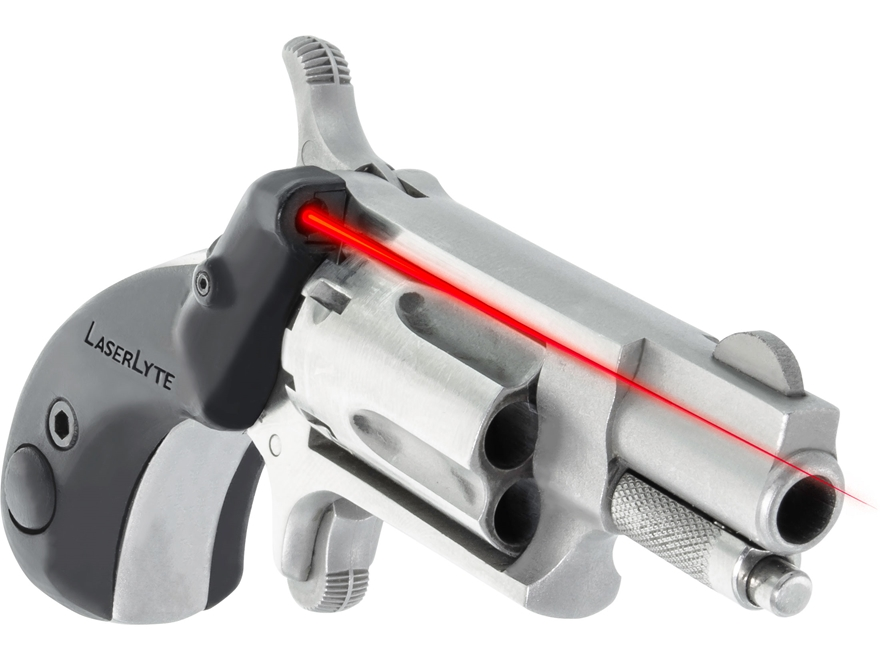 LaserLyte Grip with Red Laser Sight NAA 22LR/22S