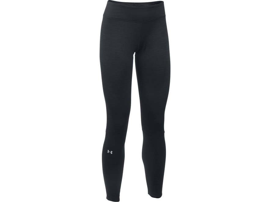 Under Armour Women's UA Base 4.0 Base Layer Pants Polyester