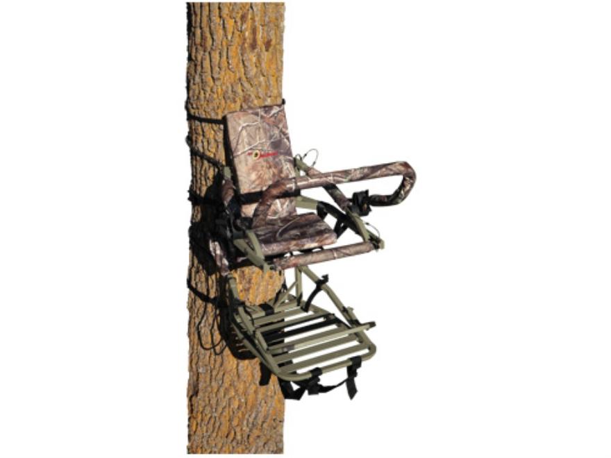 API Outdoors Star Climbing Treestand Aluminum Realtree AP Camo