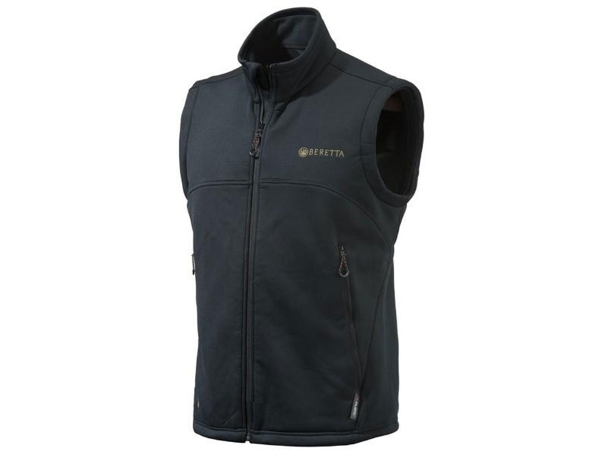Beretta Men's Static Fleece Vest Polyester