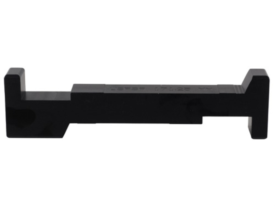 EGW USPSA Magazine Length Gauge Aluminum Black